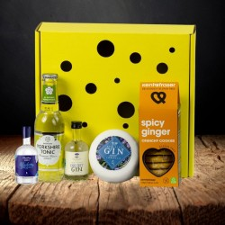 Gin and Tonic Cheese Gift Box